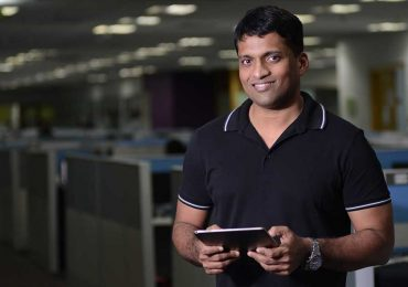 Byju Raveendran, creador de Think & Learn Pvt en la India | Foto: Getty Images