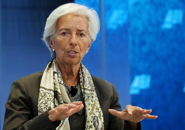 Christine Lagarde renuncia temporalmente al FMI | Foto: Getty Images