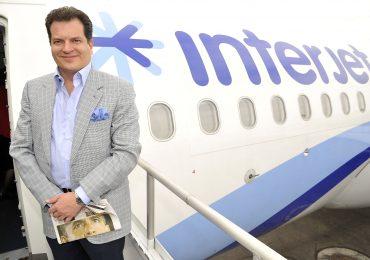 Miguel Alemán Magnani, presidente de Grupo Alemán y ABC Aerolíneas | Foto: Getty Images