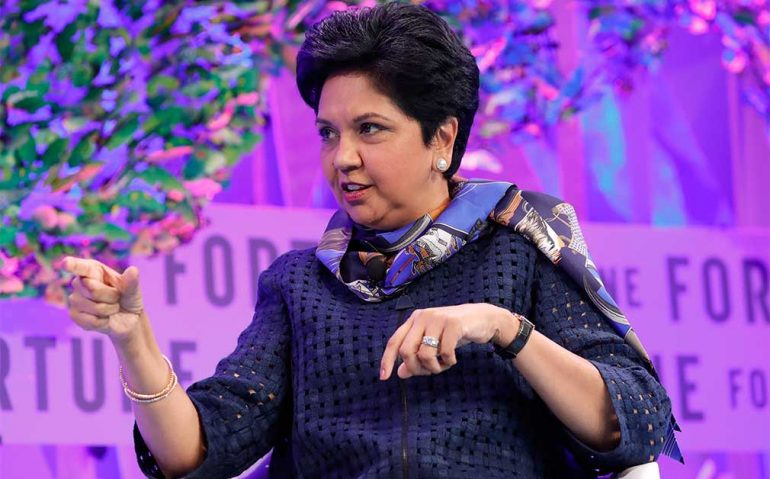 Indra Nooyi, CEO de Pepsico | Foto: Getty Images