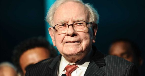 Warren Buffet | Foto: Getty Images
