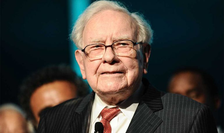 Warren Buffet | Foto: Getty Images