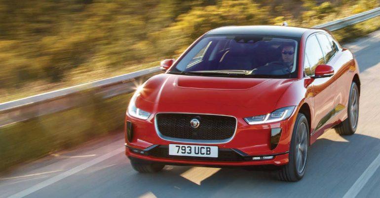 Jaguar I-Pace | Foto: cortesía Jaguar