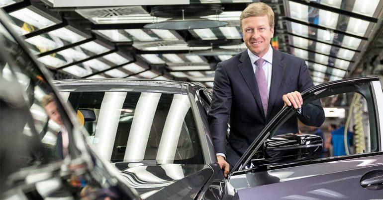 Oliver Zipse, presidente del el Consejo de Administración de BMW AG | Foto: cortesía BMW