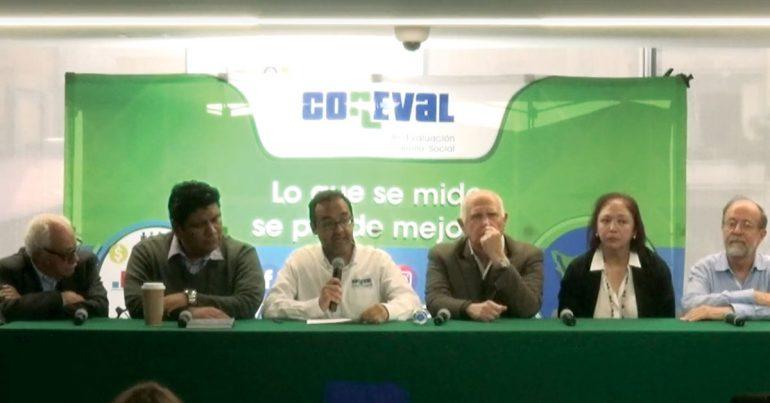 AMLO nombra a José Nabor Cruz como secretario del Coneval | Foto: screenshot video Coneval
