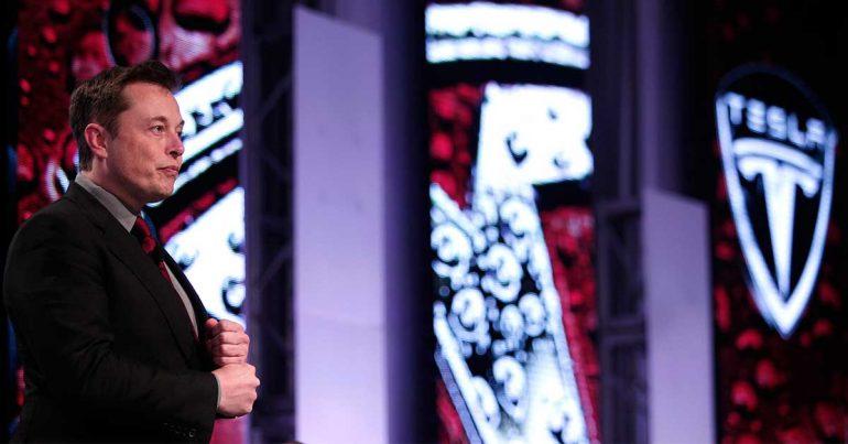 ElonMusk, CEO de Tesla | foto: Getty Images