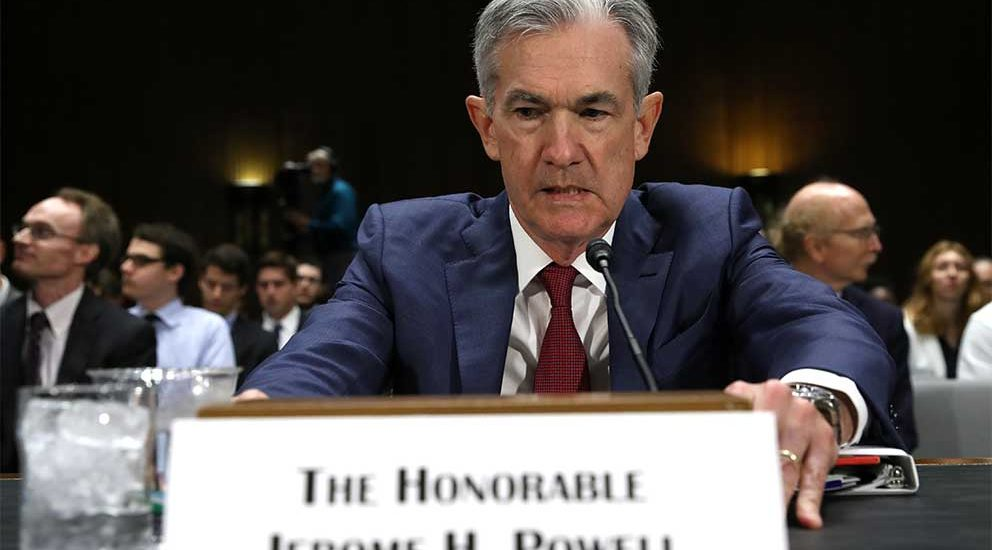 Jerome Powell, Federal Reserve Board Chairman | Foto: Getty Images