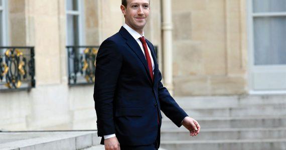 Mark Zuckerberg, CEO de Facebook   Foto: Getty Images
