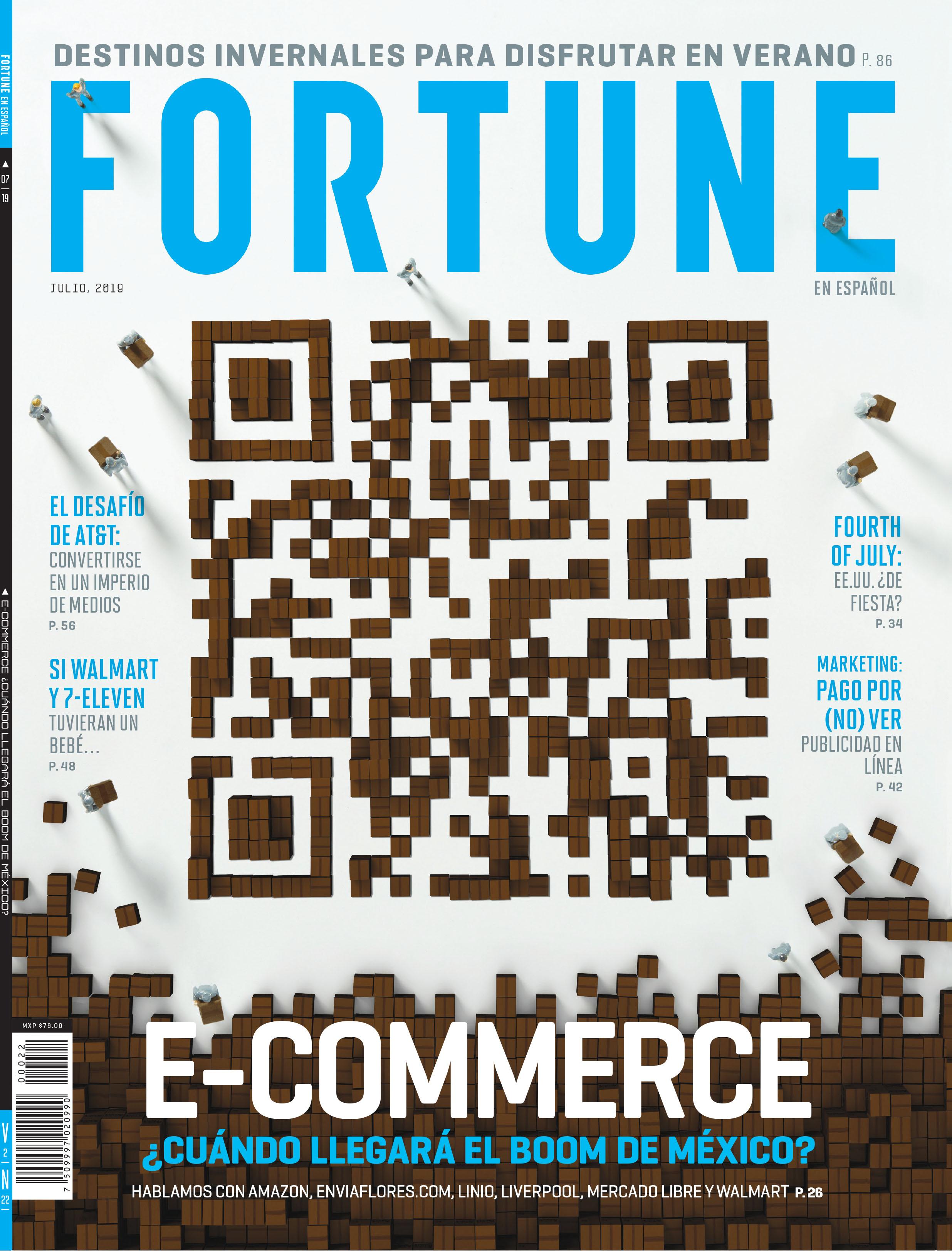 Fortune julio 2019: e-commerce en México