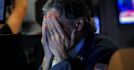 Wall Street y bolsa mexicana se desploman al cierre | Foto: Reuters