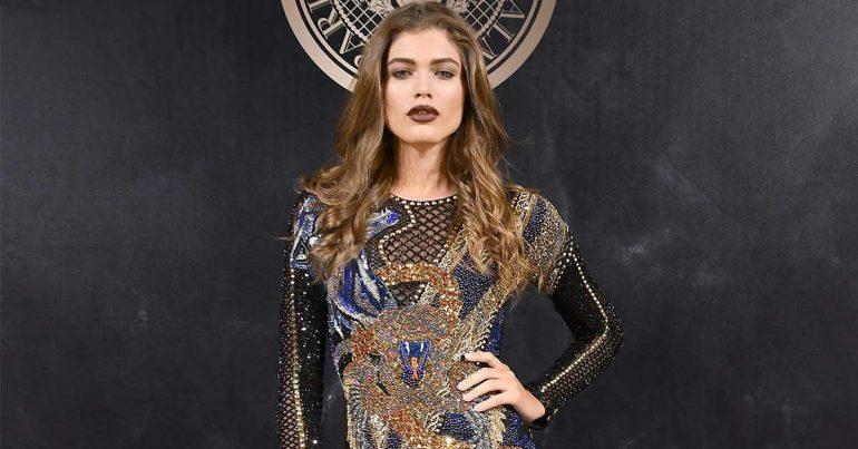 Valentina Sampaio, primera modelo de Victoria's Secret | Foto: Getty Images