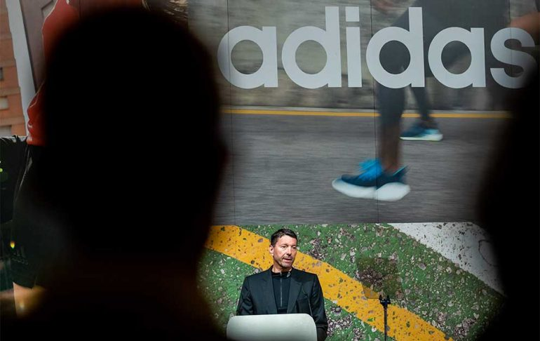 Kasper Rorsted, CEO de Adidas | Foto: Getty Images