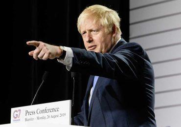 Boris Johnson, primer ministro británico | Foto: Getty Images