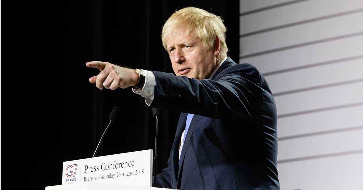 Boris Johnson, primer ministro británico | Foto: Getty Images