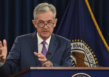 Jerome Powell, presidente de la Reserva Federal de Estados unidos | Foto: Getty Images