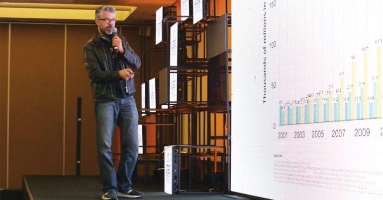 Mario Valle, CEO & Founder de Altered Ventures   Foto: Einar González