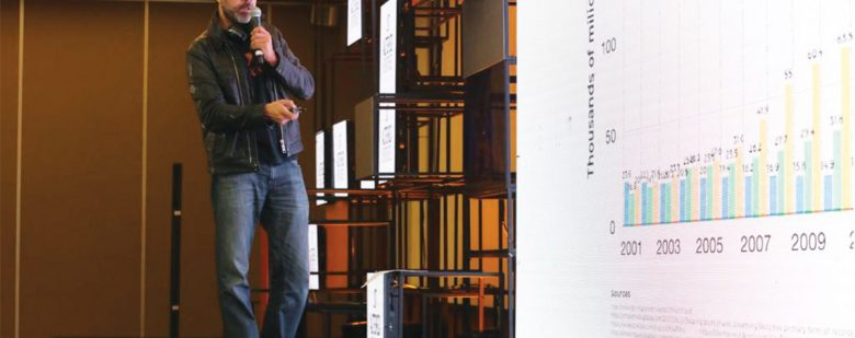 Mario Valle, CEO & Founder de Altered Ventures | Foto: Einar González