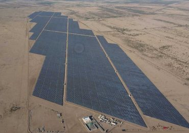 Parque solar La Orejana | Foto: cortesía Zuma Energía