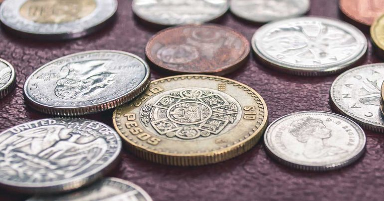Peso mexicano | Foto: Steve Johnson en Unsplash