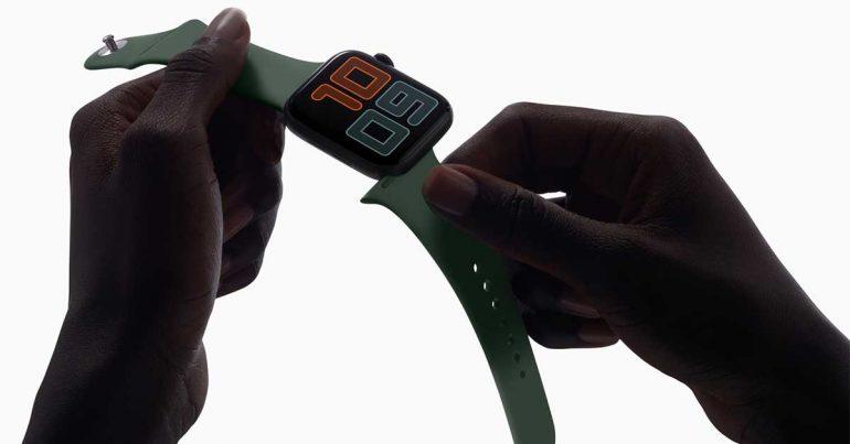Apple Watch Series 5 | Foto: Apple