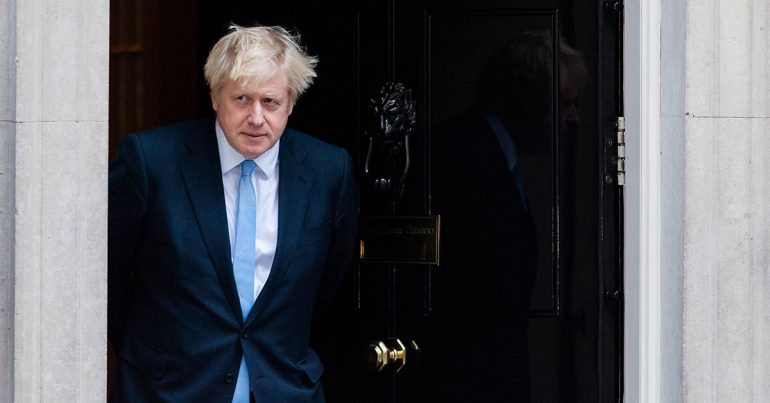 Boris Johnson, primer ministro de Reino Unido | Foto: Getty Images