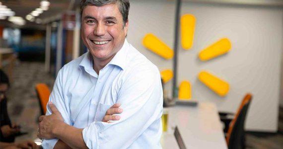 Guillermo Loureiro, CEO de Walmart México y Centroamérica   Foto: Alfredo Pelcastre