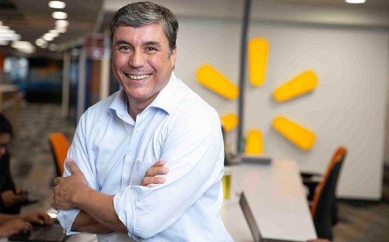 Guillermo Loureiro, CEO de Walmart México y Centroamérica | Foto: Alfredo Pelcastre