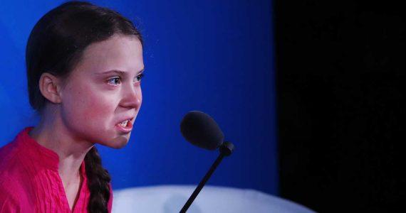 Greta Thunberg | Foto: AFP