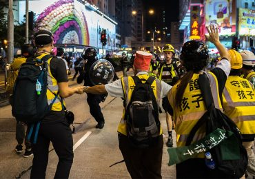 Protestas en Hong Kong | Foto: Getty Images