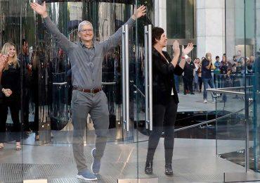 Tim Cook, CEO de Apple | Foto: Getty Images