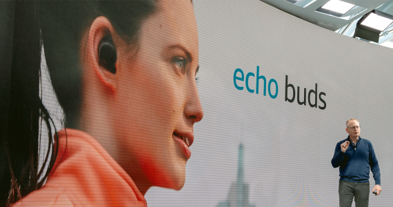 Echo buds de Amazon | Foto: Getty Images
