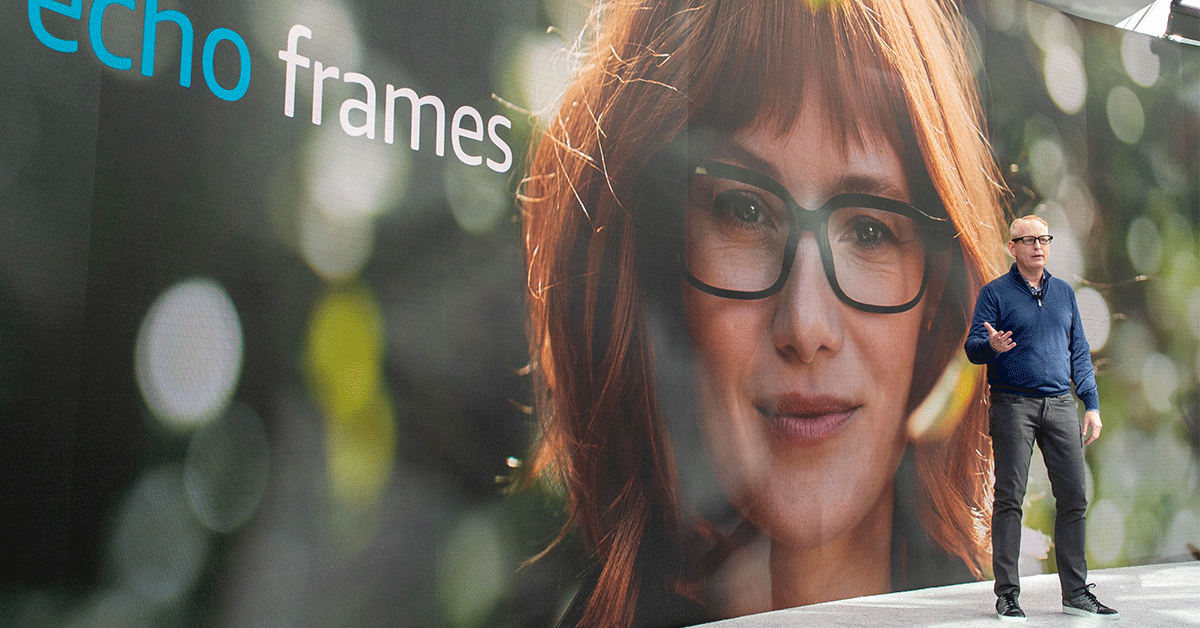 Echo Frames | Foto: Getty Images