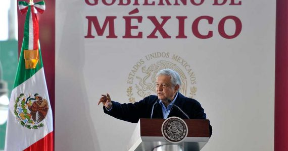 Andrés Manuel López Obrador, presidente de México   Foto: Getty Images