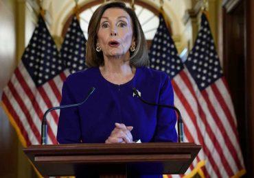 Nancy Pelosi, presidenta de la Cámara de Representantes de Estados Unidos | Foto: Reuters