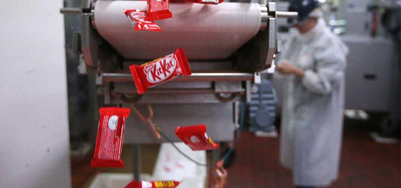 KitKat de Nestlé   Foto: Getty Images