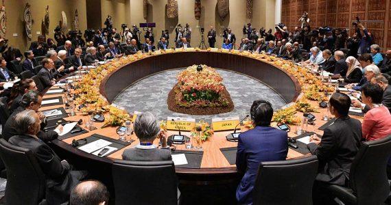 APEC 2018 en Rusia | Foto: Getty Images