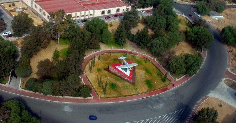 Base Militar de Santa Lucía | Foto: AFP