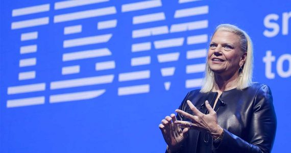 Ginni Rometty, CEO de IBM | Foto: Getty Images
