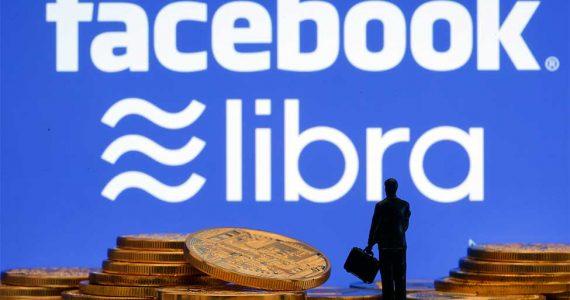 Libra, criptomoneda de Facebook | Foto: Getty Images