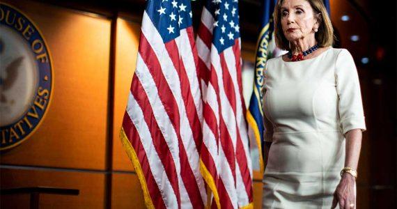 Nancy Pelosi, presidenta de la Cámara de Representantes de Estados Unidos | Foto: Getty Images