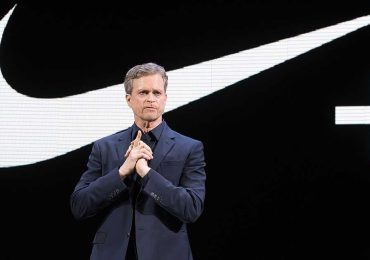 Mark Parker, CEO de Nike | Foto: Getty Images