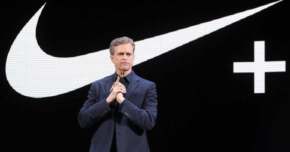 Mark Parker, CEO de Nike | Foto: Getty Images