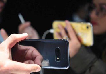 Samsung y Huawei son los líderes en ventas globales de smartphones | Foto: AFP