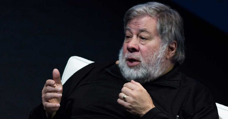 Steve Wozniak, cofundador de Apple | Foto: Getty Images