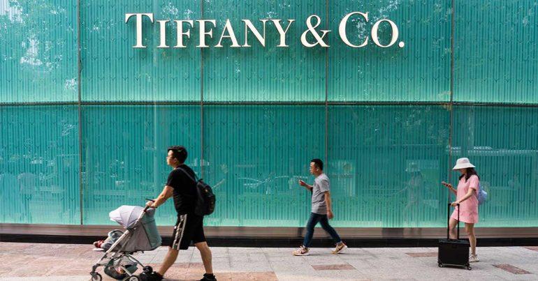 LVMH podría adquirir Tiffany por US$14,500 millones   Foto: Getty Images