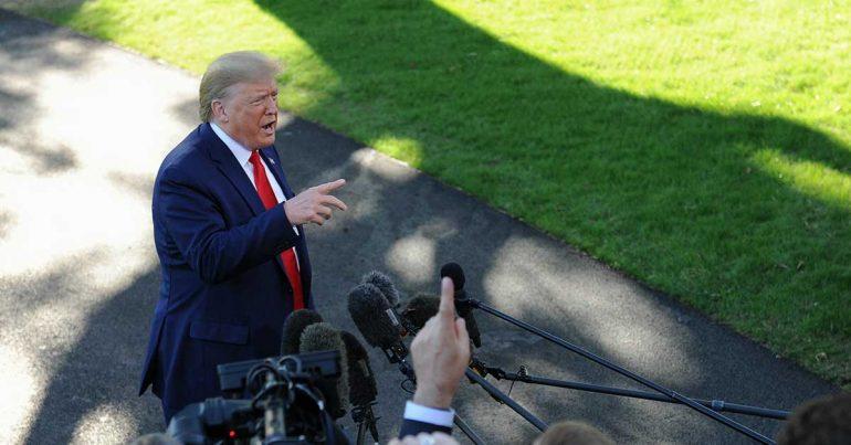 Donald Trump, presidente de EE.UU. | Foto: Getty Images