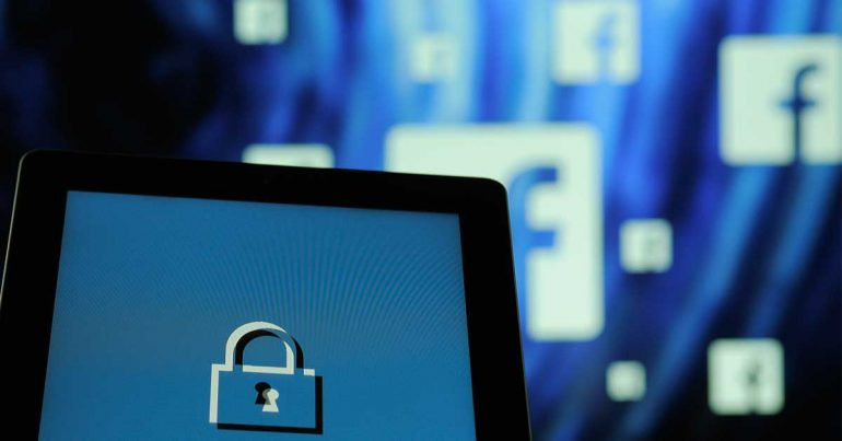 Seguridad en Facebook | FOTO: GETTY
