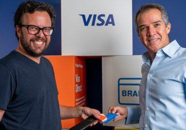 Izquierda: Adolfo Babatz; derecha: Eduardo Coello | Foto: cortesía Visa