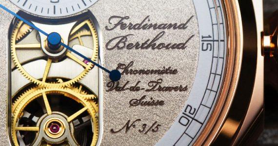 Relojería | Foto: Cortesía Ferdinand Bertoud