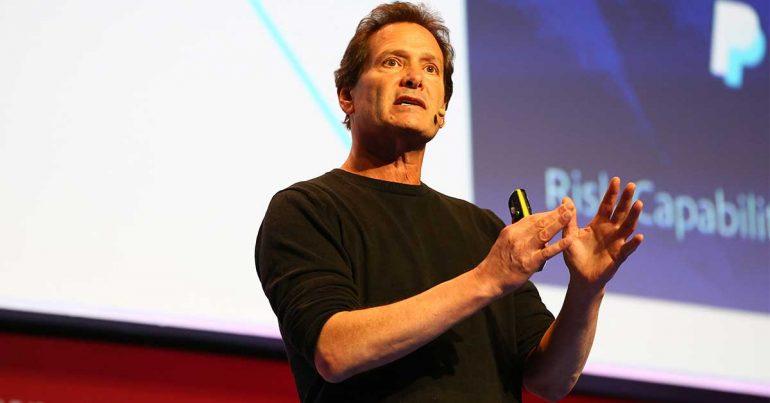 Dan Schulman, CEO de PayPal | Foto: Getty Images